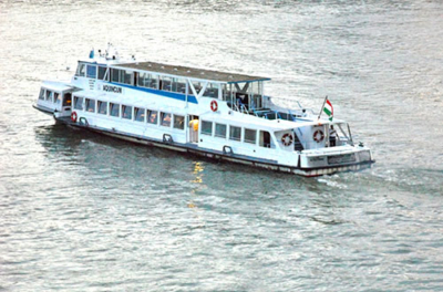 Aquincum Cruise ship